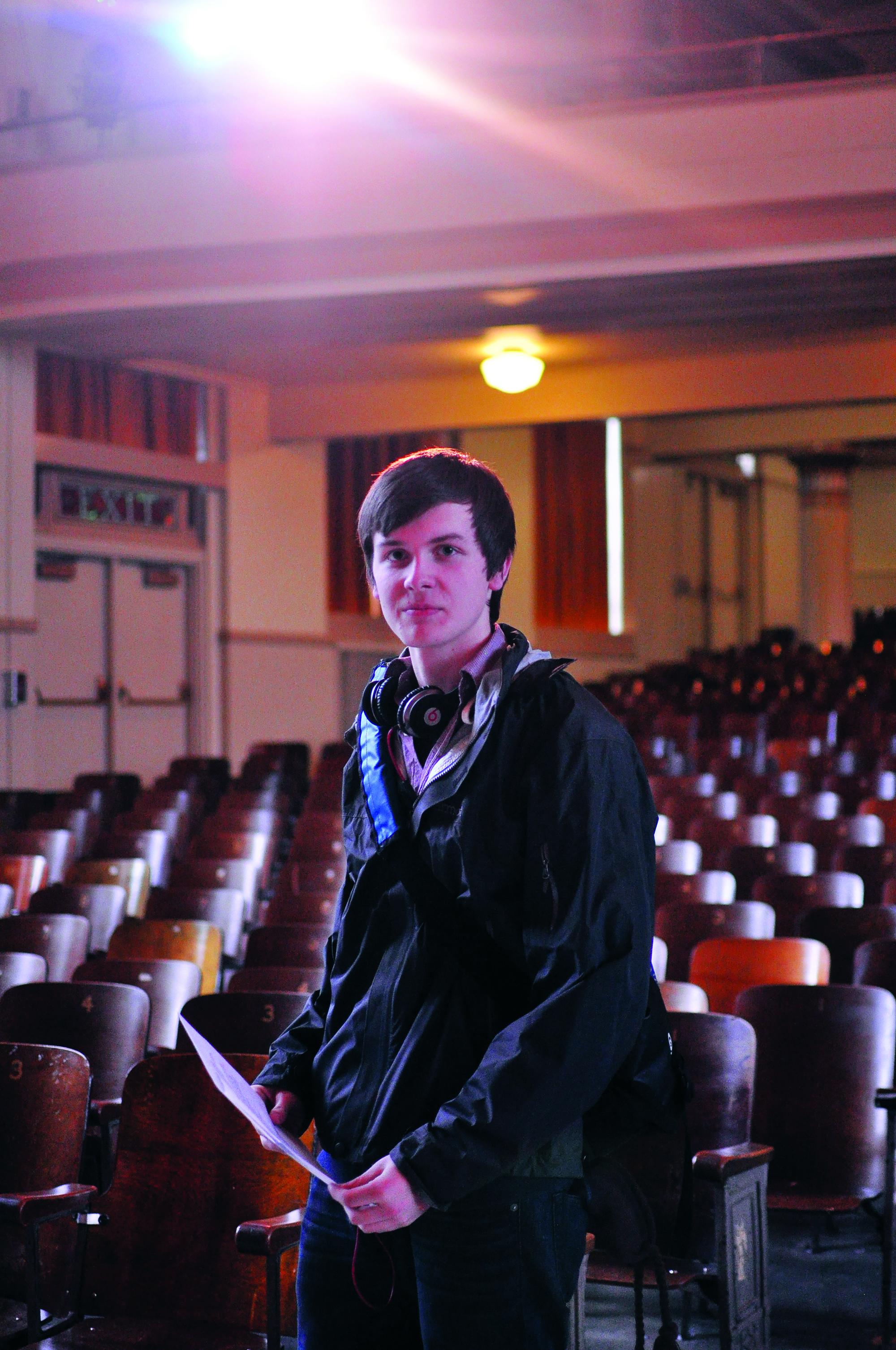 Simon Griffin, 15, Freshman