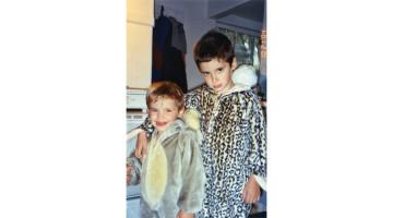 Hayden and Henry.