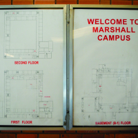WELCOME TO MARSHALL CAMPUS