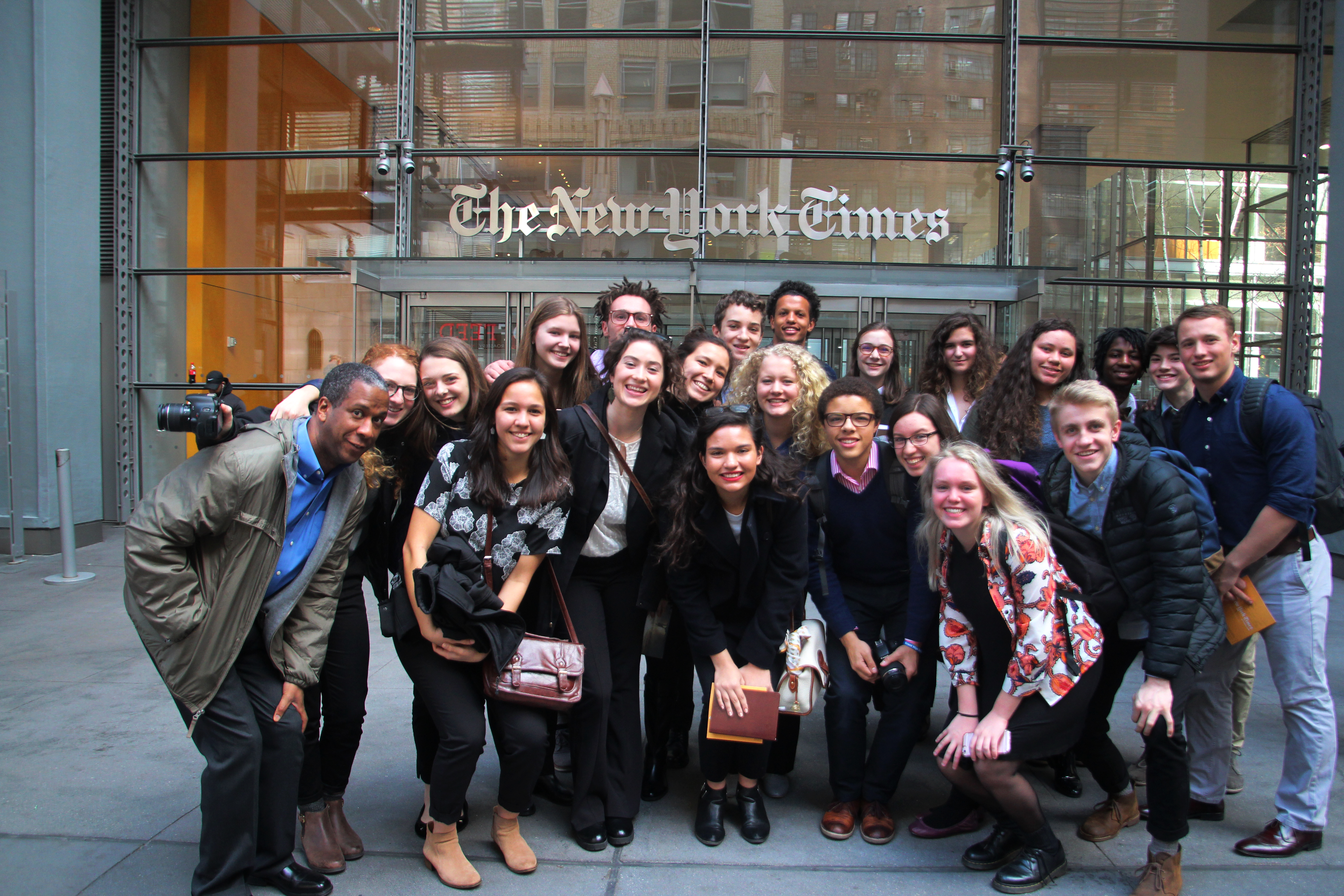New York Times Group
